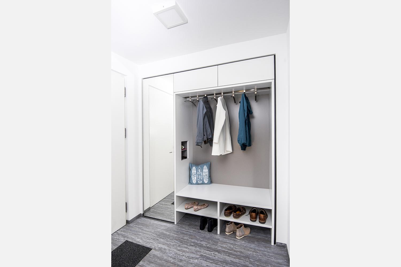 Garderobensystem